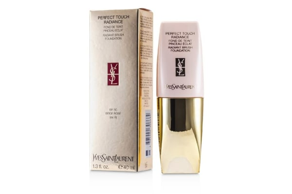 Yves Saint Laurent Perfect Touch Radiant Brush Foundation - # BR50 Beige Rose (ex 8) (40ml/1.3oz)