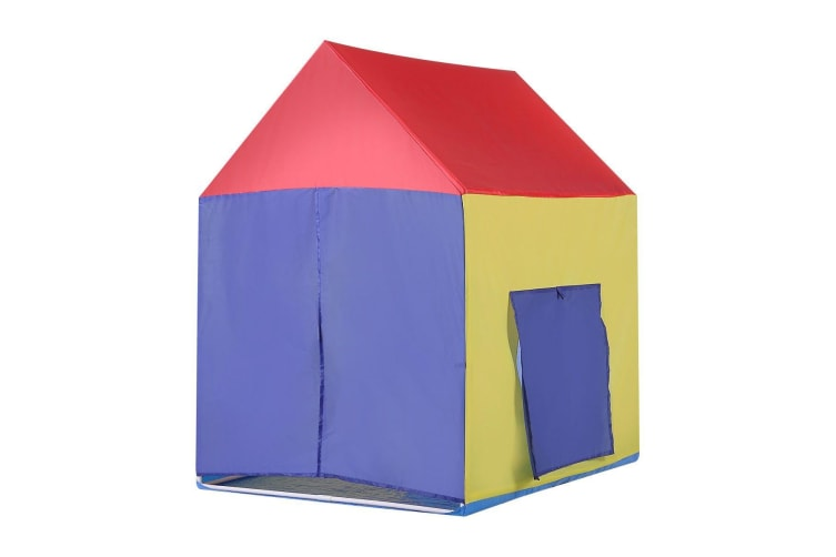 Kids Toddlers Play Tent Crawl Tunnel Pop Up Teepee Playhouse