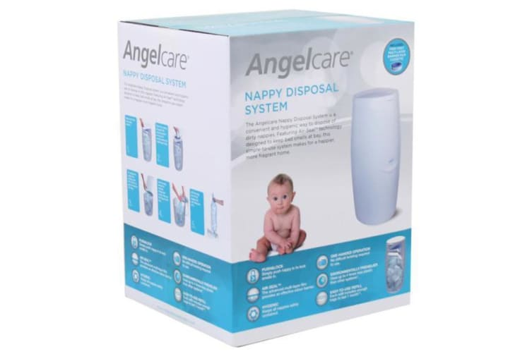 Angelcare Starter Kit Nappy Disposal System
