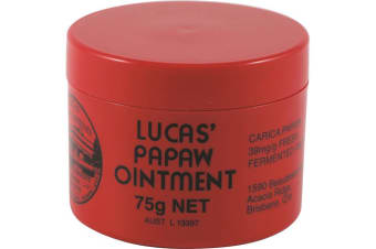 Lucas' Pawpaw Remedies Papaw Ointment 75g