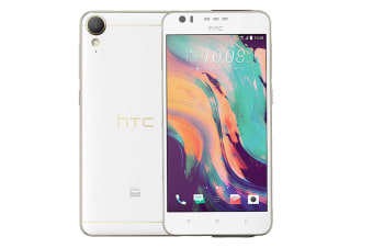 HTC Desire 10 Lifestyle (16GB, Polar White)