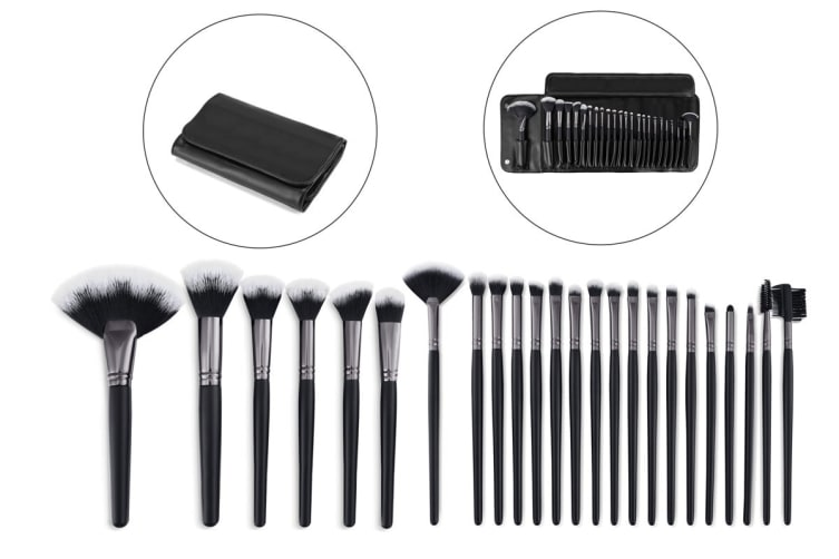 Estelle 24pcs Makeup Brush Set