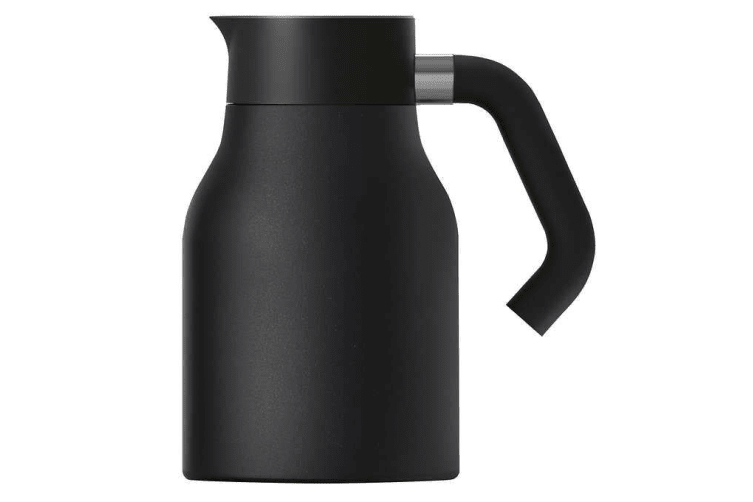 Cold Brew Coffee Maker Coffee Insulated Brewer Cold 1L - Black