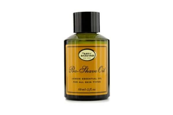 The Art Of Shaving Pre Shave Oil - Lemon Essential Oil (For All Skin Types) (60ml/2oz)