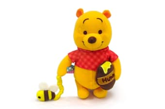 Disney Winnie The Pooh Stroller/Pram Hanging Soft Plush Stroller Toy Baby/Kids