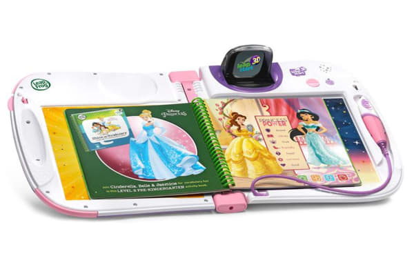 LeapFrog LeapStart 3D Interactive Learning System Pink