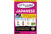 Let's Learn Japanese Kit - 64 Basic Japanese Words and Their Uses (Flashcards, Audio CD, Games & Songs, Learning Guide and Wall Chart)