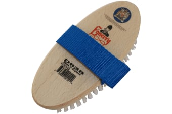 Vale Brothers Horse Body Brush (Blue)