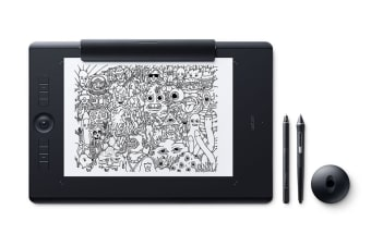 Wacom Intuos Pro Large with Wacom Pro Pen 2 with Paper Kit