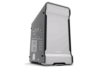 Phanteks Enthoo Evolv ATX 3mm Aluminium with Tempered Glass Windows Galaxy Silver