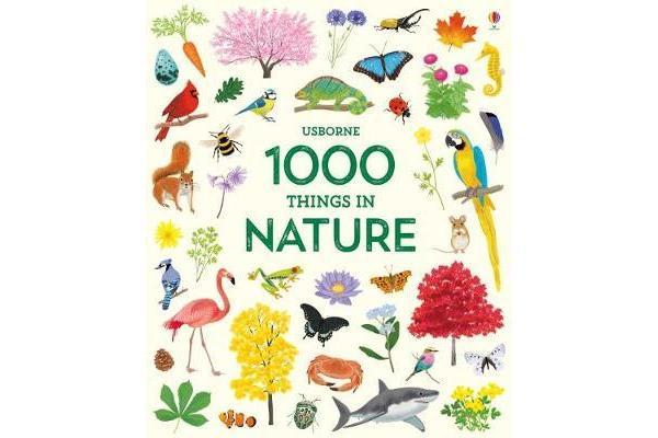 Image of 1000 Things in Nature