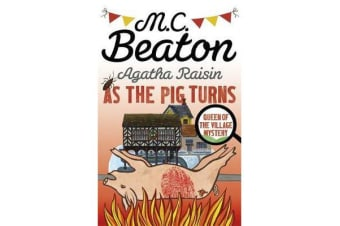 Agatha Raisin - As The Pig Turns