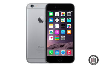 Apple iPhone 6 (16GB, Space Grey) Preowned