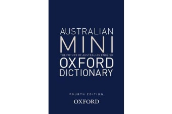 Australian Oxford Mini Dictionary