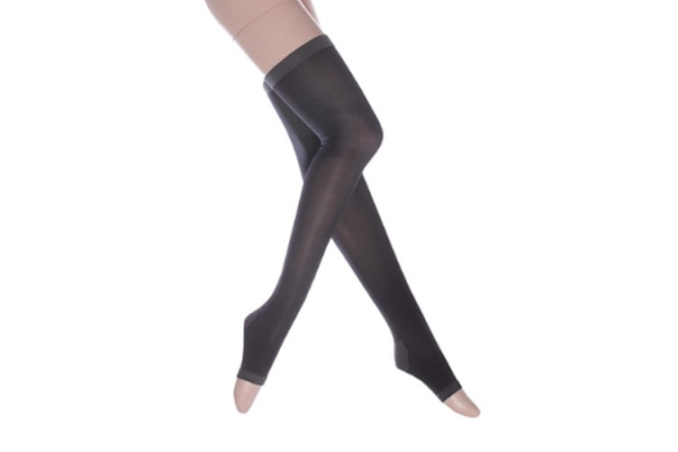 Women's Overnight Compression Thigh Highs  Y000097