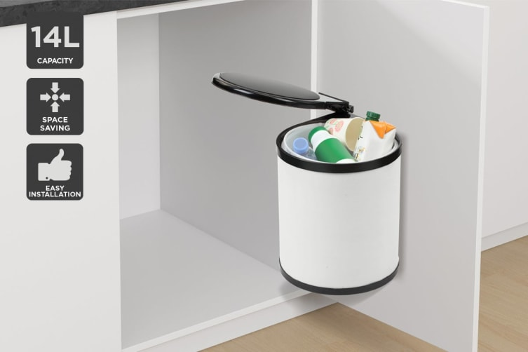 Kogan 14L Swing Out Bin