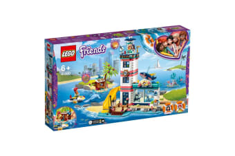 Lego Friends Lighthouse Rescue Center - 41380