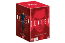 Dexter: Complete Seasons 1-8 DVD