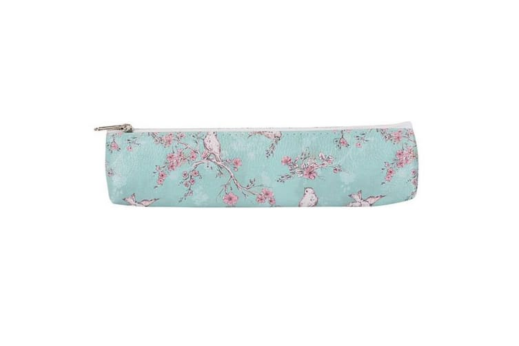 Something Different Rustic Romance Pencil Case (Blue) (One Size)