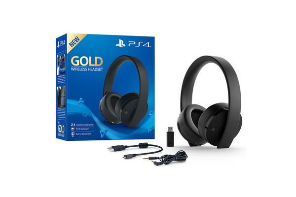 Sony Playstation Wireless Headset For PS4 and Pro