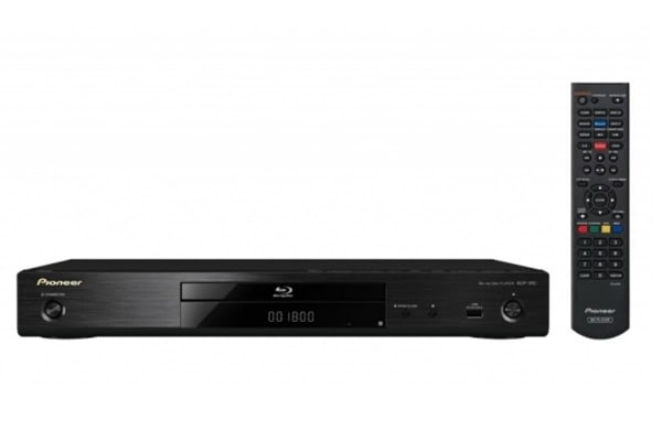 Pioneer Network 3D Blu-ray Player with 4K Upscaling (BDP180)