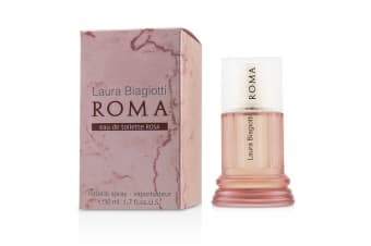 Laura Biagiotti Roma Rosa EDT Spray 50ml/1.7oz
