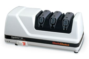 Chef's Choice Model 120 Diamond Hone Electric Knife Sharpener -3 Stage Sharpener