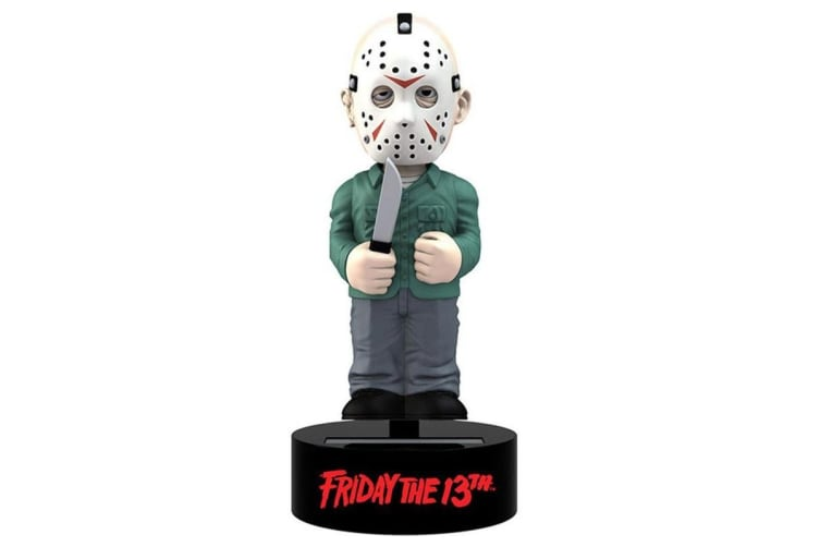 Friday The 13th Jason Character Body Knocker (Case Of 12) (Multicoloured) (One Size)