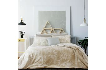 Dune Polyester Cotton Quilt Cover Set by Apartmento