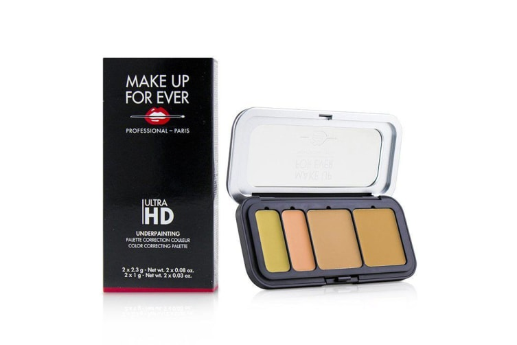 Make Up For Ever Ultra HD Underpainting Color Correcting Palette - # 30 Medium 6.6g