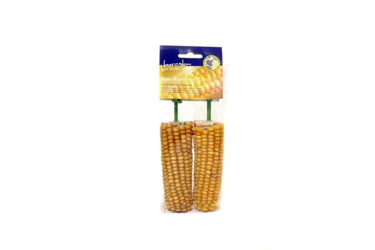 Rosewood Cereal Treat Corn On The Cob (Pack Of 2) (May Vary) (One Size)