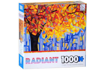 Radiant 1000 Piece Puzzle - October Gold