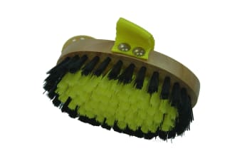 Equerry Body Brush (Yellow)