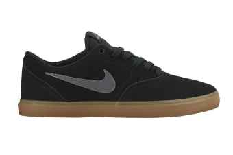 Nike SB Check Solarsoft Men's Skateboarding Shoe (Black/Anthracite/Brown)