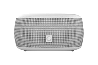 DOSS SoundBox XS Portable Bluetooth Speaker with Bluetooth 4.0 and 10W HD Sound - White (DS1003WHT)