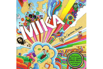 MIKA  ‎– Life In Cartoon Motion BRAND NEW SEALED MUSIC ALBUM CD - AU STOCK
