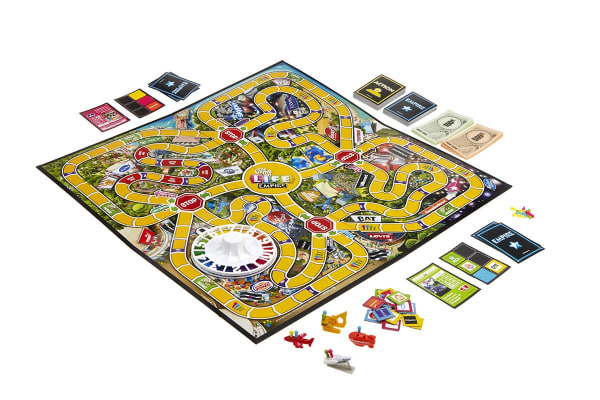 Hasbro The Game of Life - Empire