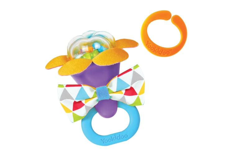 Yookidoo My First Rattle – Purple