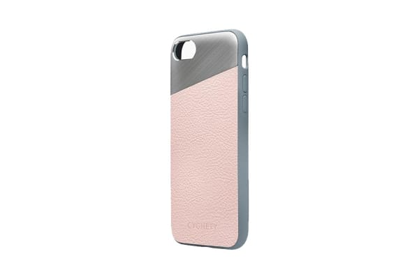 Cygnett Element Leather Case  for iPhone 8 - Pink