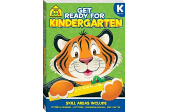 School Zone Get Ready for Kindergarten