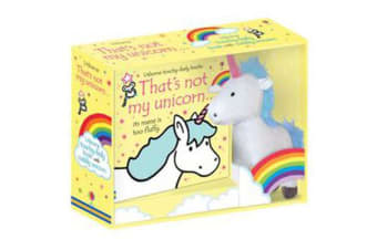That's Not My Unicorn Book and Toy