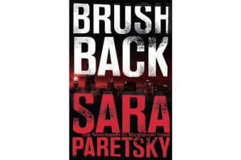 Brush Back - V.I. Warshawski 17