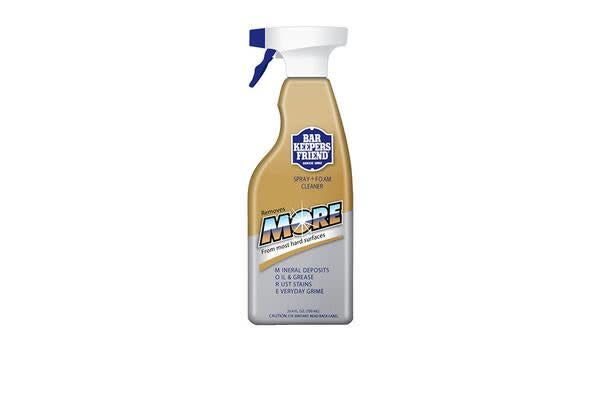 Bar Keepers Friend MORE Foam Spray 750ml