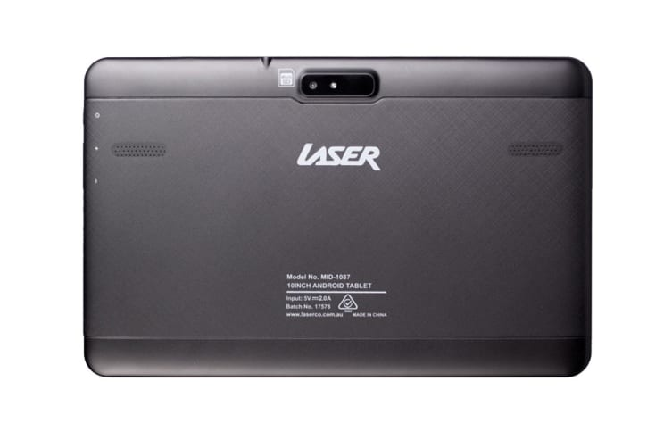 """Laser 10"""" Quad Core Android 7 Tablet (MID-1087)"""