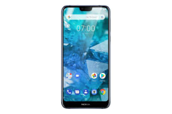 "Nokia 7.1 (5.84"", 32GB/3GB, Android One) - Midnight Blue"