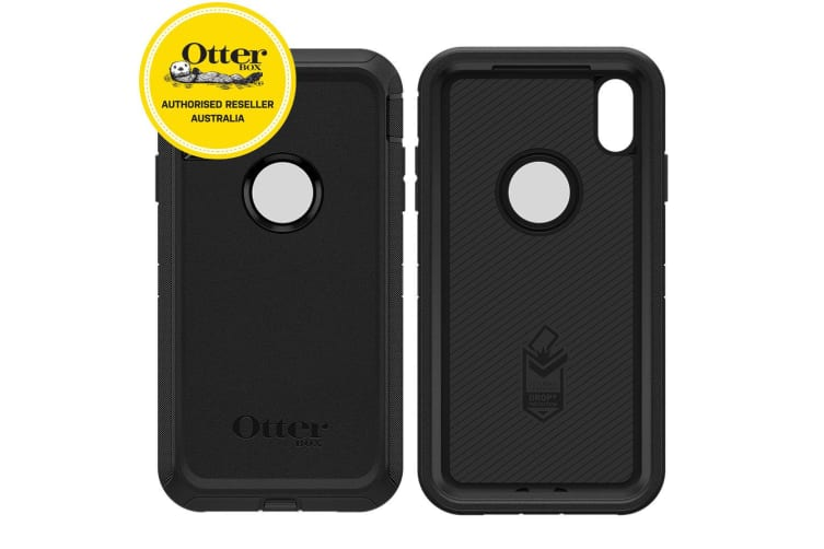 huge discount 17b8c f50c8 Otterbox Defender Case for iPhone Xs Max - Black