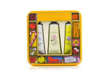 Crabtree & Evelyn Countryside Florals Hand Therapy Tin Set (3x25g/0.9oz)