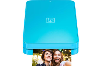 Lifeprint 2x3 Instant Wifi/Bluetooth Mobile Photo/Video Printer f/iOS/Android BL
