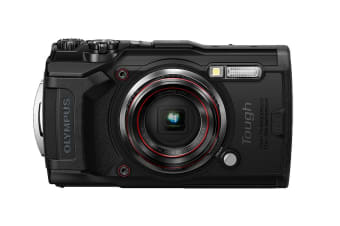 Olympus TG-6 Tough Digital Camera - Black