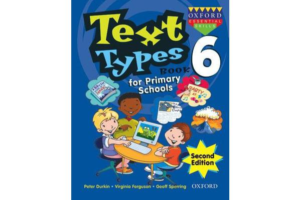 Text Types for Primary Schools Book 6